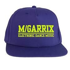 Chapeau Garrix Dj Slash,SnapBack Casquette violet,Musique EDM Maison Progressive