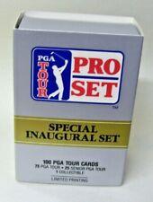 1990 PGA Tour Pro Set of 100 Cards