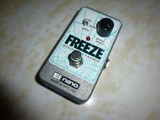 Electro-Harmonix Freeze Sustain Guitar Effect Pedal