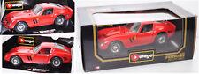 Bburago 3011 Ferrari 250 GTO verkehrsrot, 1:18