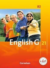 English G 21 - Ausgabe B / Band 2: 6. Schuljahr - Schülerbuch von Laurence Harger, Susan Abbey und Barbara Derkow-Disselbeck (2007, Taschenbuch)