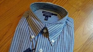 NWT, Men's Croft & Barrow Classic Fit Easy Care Cotton Blend Shirt