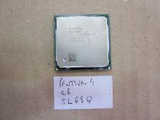 Procesador Intel Pentium 4 1,8 GHz SL68Q Socket 478 CPU FUNCIONANDO