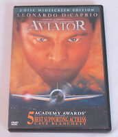 The Aviator (DVD, 2005, 2-Disc Set, Widescreen) Leonardo DiCaprio