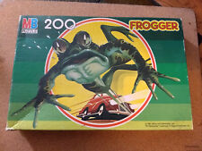 Frogger From Sega Jigsaw Puzzle. 200 Pieces. 1981