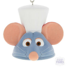 Disney Parks Ear Hat Ornament Remy from Ratatouille - January