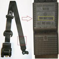 VW Golf Mk3 Safety Belt Right Side Front Seat Belt 1H4 857 706 B 1H4857706B