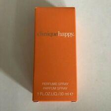 Clinique Happy Perfume Spray 1 FL Oz new in box