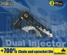 Dual Injector for Scottoiler V System / E System- AJS JSM 125 Trail - 2012