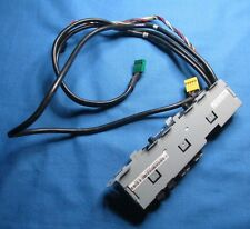 Dell WN097 Inspiron 530 USB/Audio Panel with Motherboard Cable Connector 0WN097