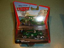Disney Pixar Cars 2 Issue #20 NIGEL GEARSLEY New in Pkg