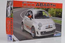 Fiat 500 Abarth Kit Bausatz 1:24 FUJIMI ID-80