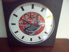 "Evernham Motor Sports NASCAR Dodge Plastic Clock   12"" X 12"""