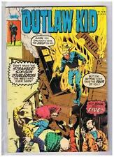 Page Pub. Pty Ltd.  The Outlaw Kid # 7 Fine 1982 Australian