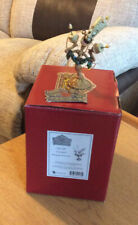 """Boxed Disney Traditions Showcase Christmas Tree Hanging Decoration """"Lumiere"""""""
