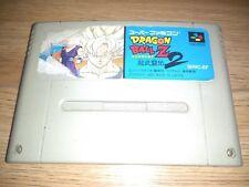 Dragon Ball Z: Super Butouden 2 - Super Famicom Nintendo Sfc Snes Japan Ii Dbz