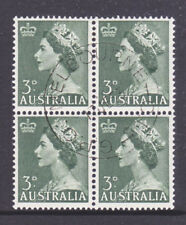 Green Superb Australian Pre-Decimal Stamps