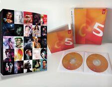 Adobe Creative Suite CS5.5 Design Standard + CS6 Master Collection Upgrade - Mac
