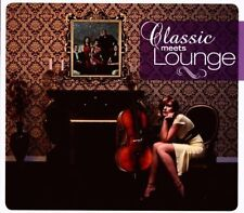Classic Meets Lounge Se Pieta, Ave Maria, Flower Duett, Piangero, Air.. [CD]