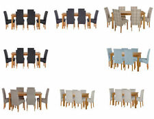 Living Room Pine Up to 6 Rectangular Table & Chair Sets