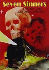 Seven Sinners (1936) [New DVD]