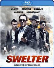 Swelter (Blu-ray Disc, 2014) Jean-Claude Vandamme, Lennie for Nina Leonard James