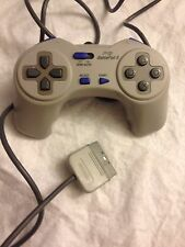 PS Gamepad 8 P-100 Performance Controller Grey For PlayStation