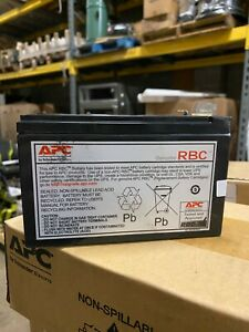 APC RBC17 Replacement Battery Cartridge 17 12V 9ah
