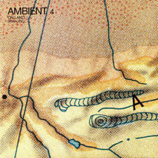 Brian Eno - Ambient 4 on Land (180 Gr 1LP Vinyl, 33RPM) 2018 Virgin New
