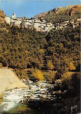 BR15507 Saorge village dominant la Roya dans un site impressionant   France