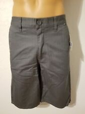 Vans off the Wall Westerly Gray Shorts Mens Size 36 NWT Sk8
