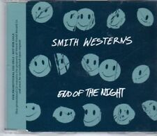 (BW214) Smith Westerns, End of the Night - 2011 DJ CD