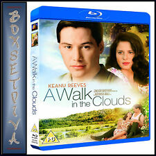A WALK IN THE CLOUDS - Keanu Reeves & Anthony Quinn ***BRAND NEW  BLU-RAY ***