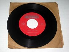 45 RPM Fats Domino WHEN I SEE YOU/WHAT I WILL TELL MY HEART Imperial
