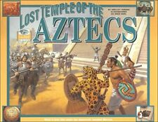 The Lost Temple of the Aztecs : What It Was Like W