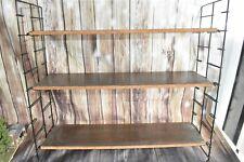 Original Vintage String Regal Mid Century Shelf 60s 70s #  S6