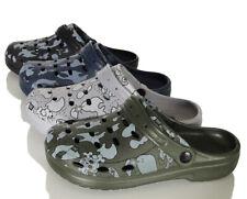 Outdoor Clogs Herren Sandalen Gartenschuhe Gartenclogs Sommer Schuhe U47 Gruen