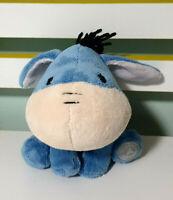 Baby Eeyore Plush Toy Hong Kong Disney Land Winnie the Pooh 15cm Tall!