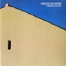 DE ANDRE' FABRIZIO CREUZA DE MA VINILE LP NUOVO SIGILLATO !!