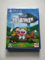 Doraemon Story Of Seasons PlayStation PS4 2020 Chinese Factory Sealed