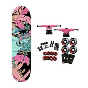 "Birdhouse Skateboard Complete Lizzie Armanto Medusa 8.0"""