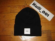 OAMC Watch Cap Beanie Black New with tags B