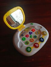 MY FIRST LAPTOP EARLY LEARNERS CAROUSEL LIGHT & SOUND EDUCATIONAL TOY (12+)
