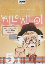 ALLO ALLO! - THE COMPLETE SERIES FIVE, PART 1 (DVD)