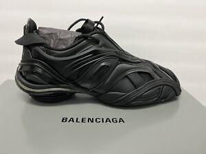 $950 Balenciaga Tyrex Sneakers Black Size 12 (45)