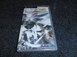 Valhalla Knights 2 (Sony PSP, 2008) USA Release