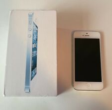 Apple iPhone 5 - 16GB - White, MD298B/A