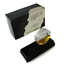 PARADOXE Pierre Cardin  .25oz Perfume Parfum Vintage Old