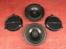 *Harley-Davidson Stock Fairing Speakers and Grills 14-Later Touring*