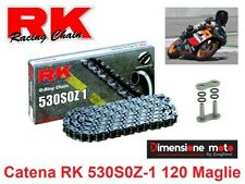 "Catena Made in Japan ""RK"" 530SOZ1 O-Ring 120L per SUZUKI GSX-F 750 Kata dal 1989"